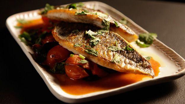 recipe: gordon ramsay sea bass recipes [10]