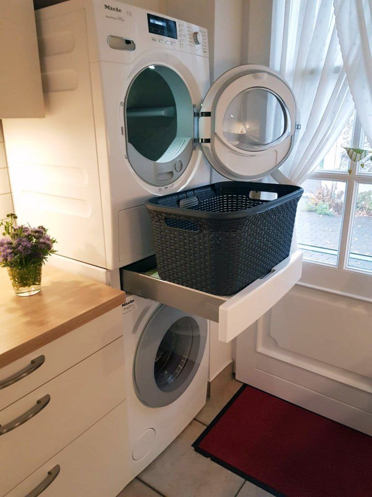 Photo of Housekeeping room: inspiration & tips for more order & overview