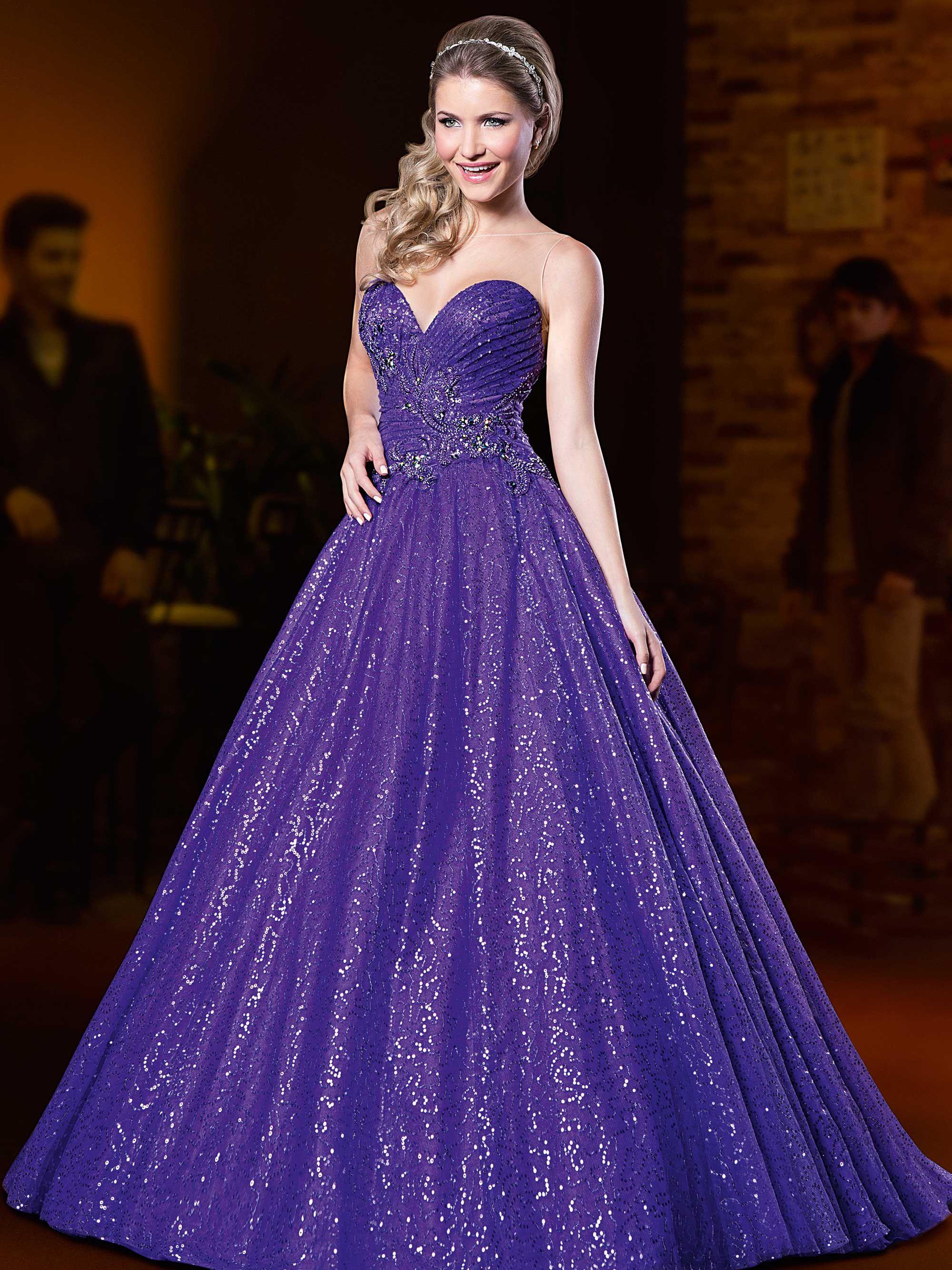 f355605e9 Vestidos de 15 anos … Vestido Curto Rodado, Vestido De 15anos Longo, Vestido  Lilás
