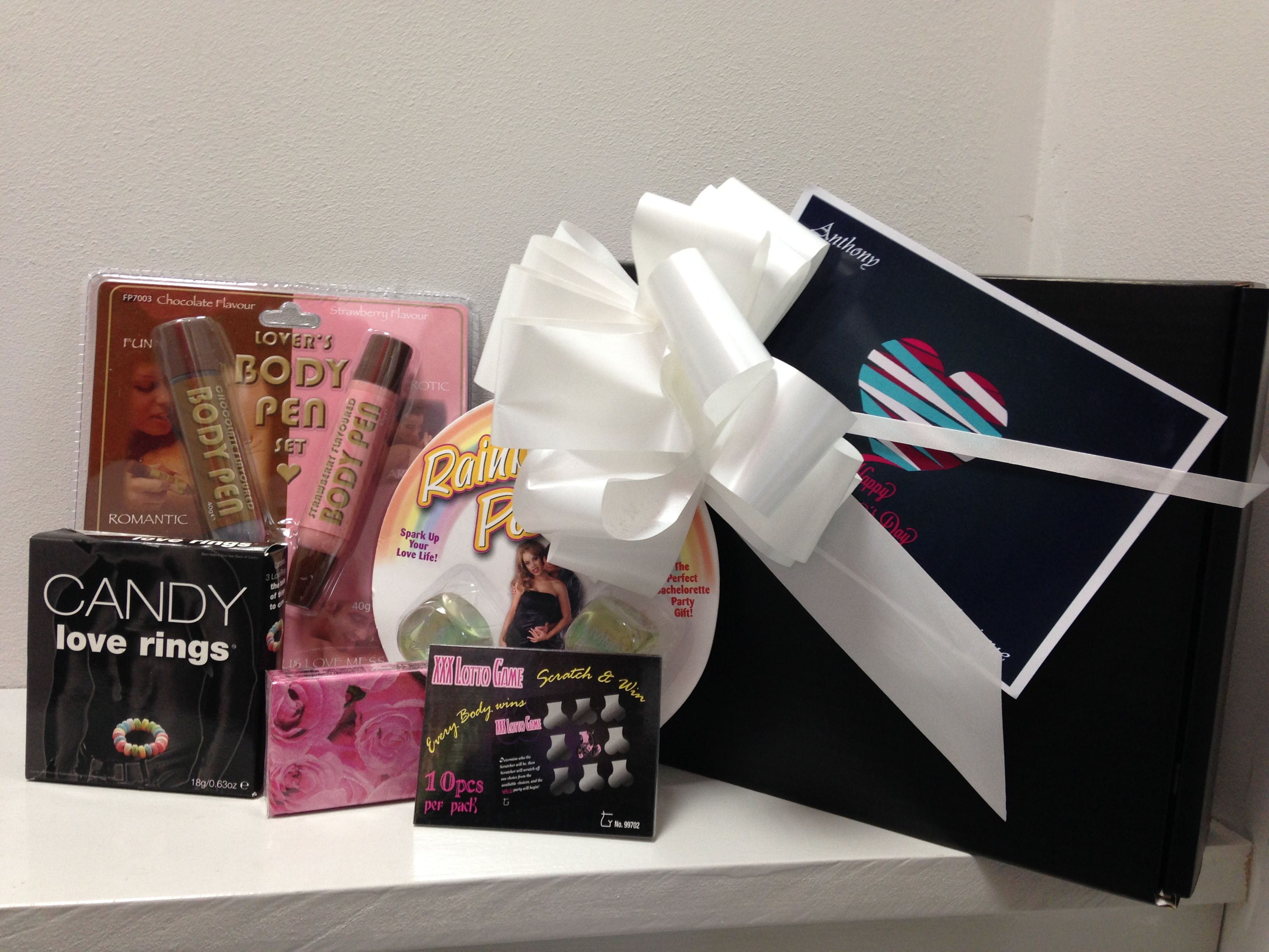 Mens Sexy Novelty Gift Hampers/Box/ For Him | New 2015 Valentines ...
