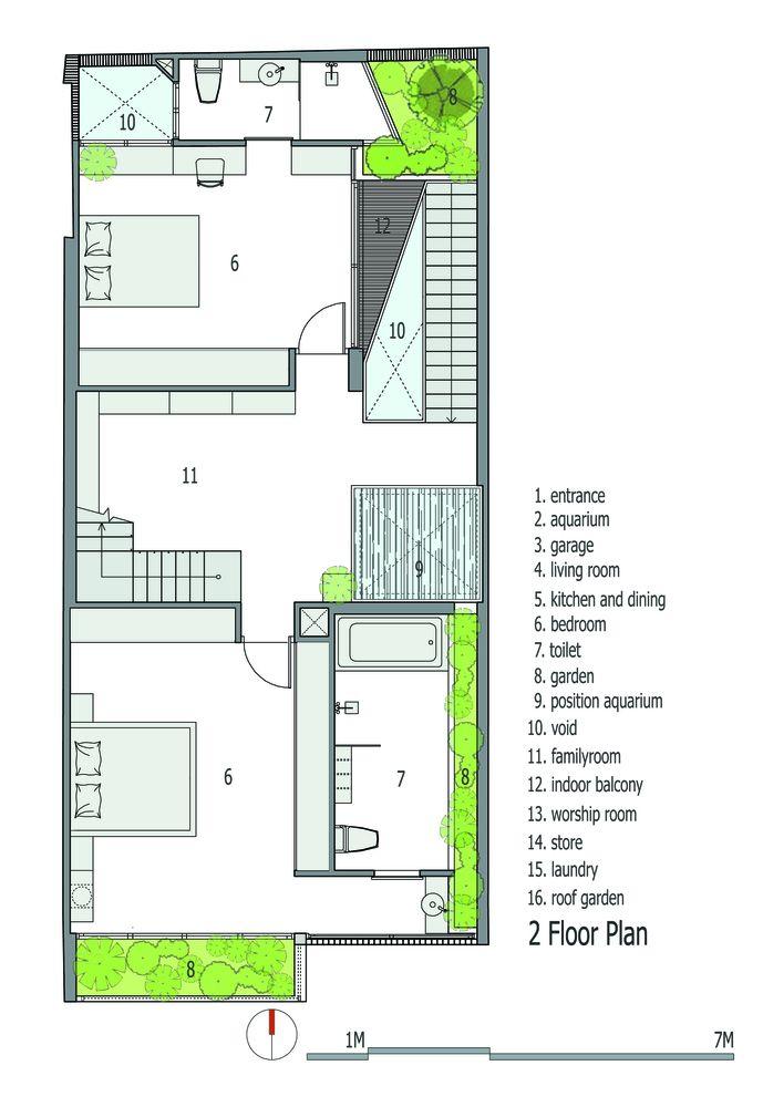 Gallery of 22House   Chona - 35 Planos de casas, Planos y Casas