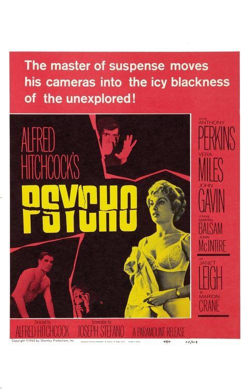 Psycho 1960 Stream