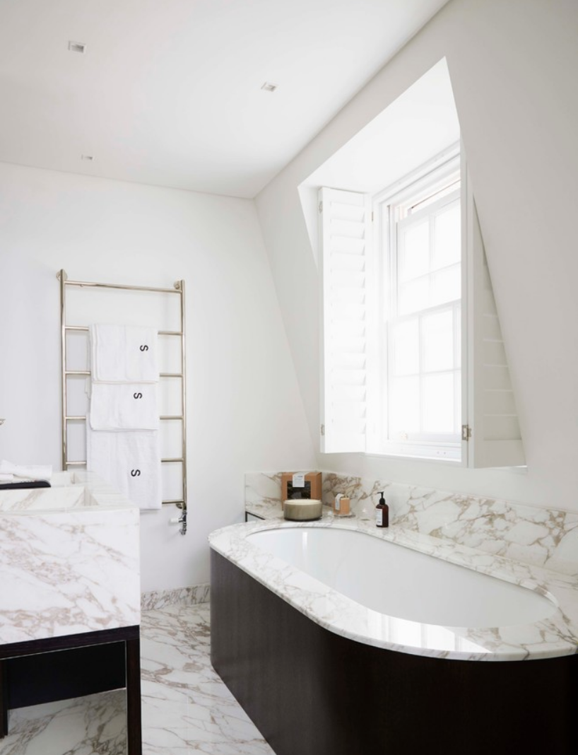 Gorgeous matching tile and bath surrounds. anniestevens.co.uk ...
