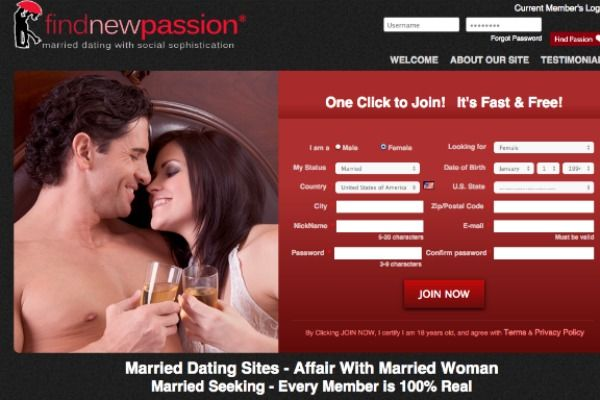 Are There Any Real Married Dating Sites