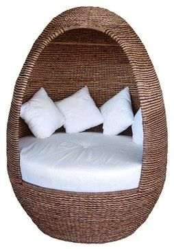 Garden Furniture Pod igloo outdoor wicker pod outdoor chairs | in the garden