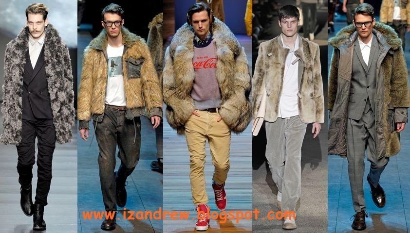 men's fashion trends winter 2013