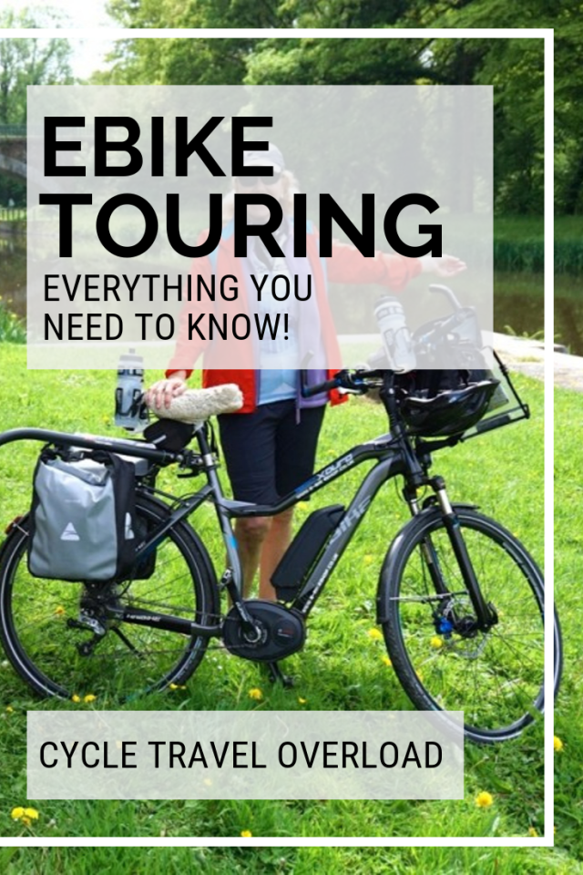 Ebike Touring 101 The Basics Best E Bikes For Touring Best E
