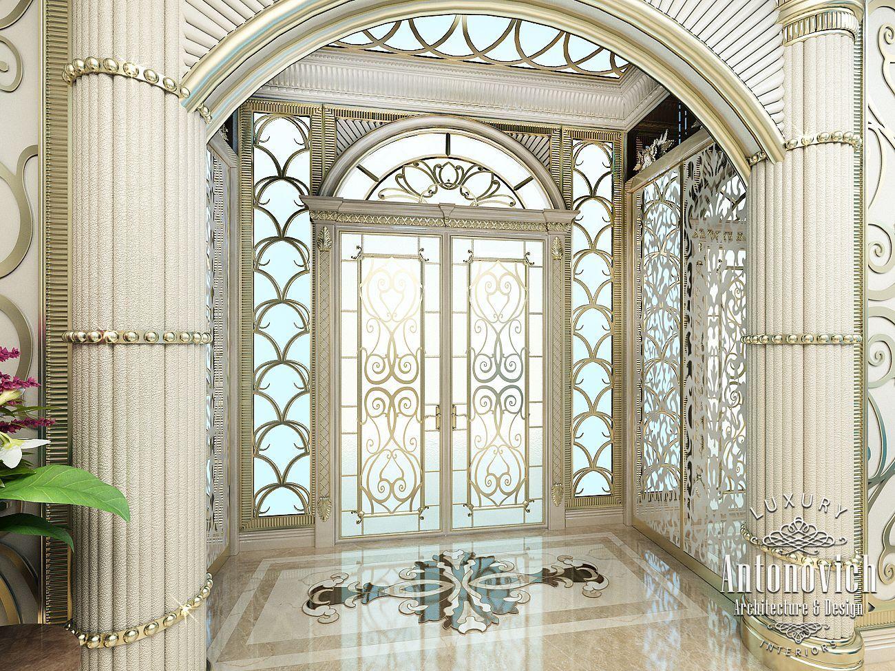 LUXURY ANTONOVICH DESIGN UAE: Interior In Oriental Style