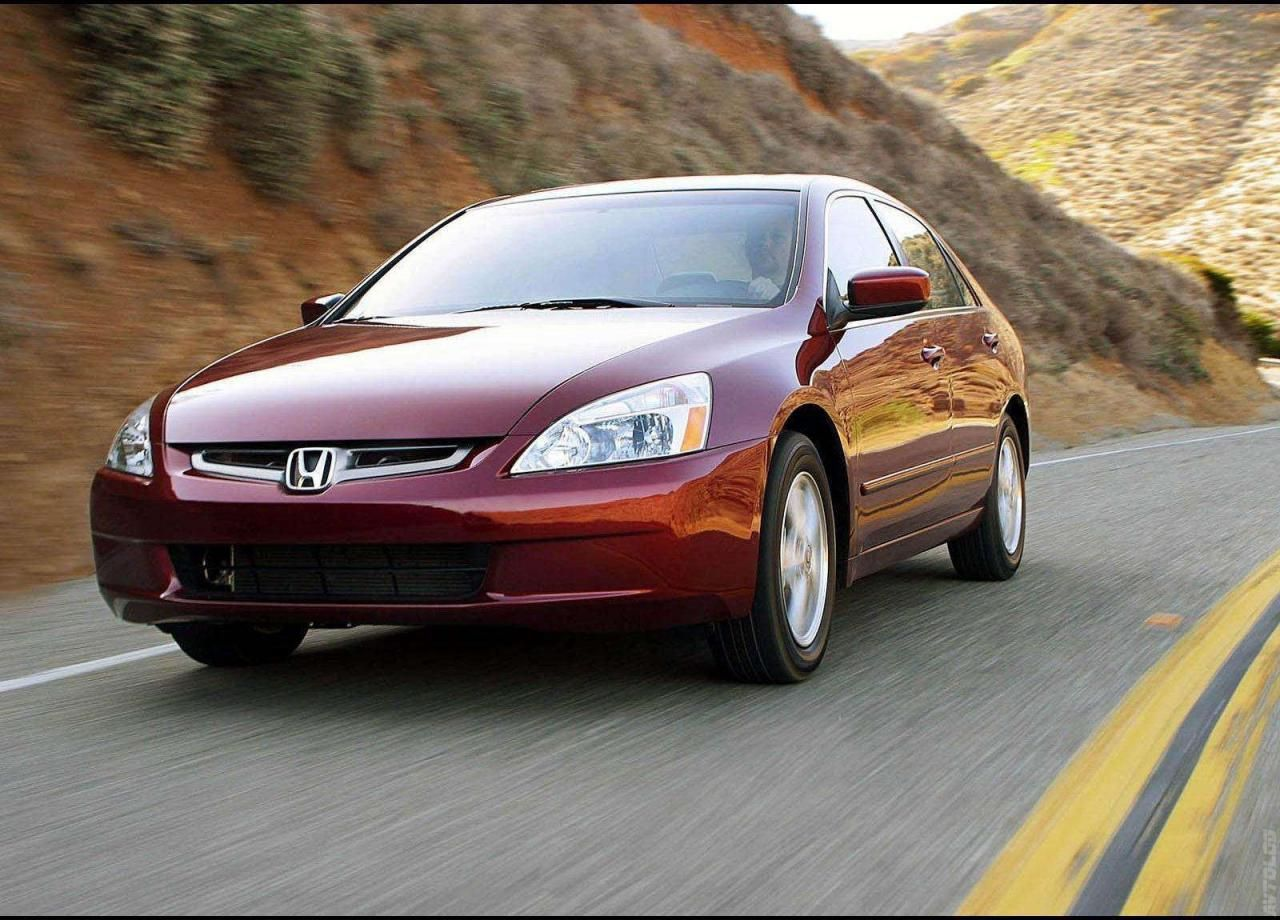 2003 Honda Accord Sedan Videos