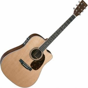 Dream Guitar Martin Co Dc 16rgte It S An Acoustic Electric With A Cutout But I D Settle For Just A Dc 16 Electro Acoustic Guitar Guitar Acoustic Electric