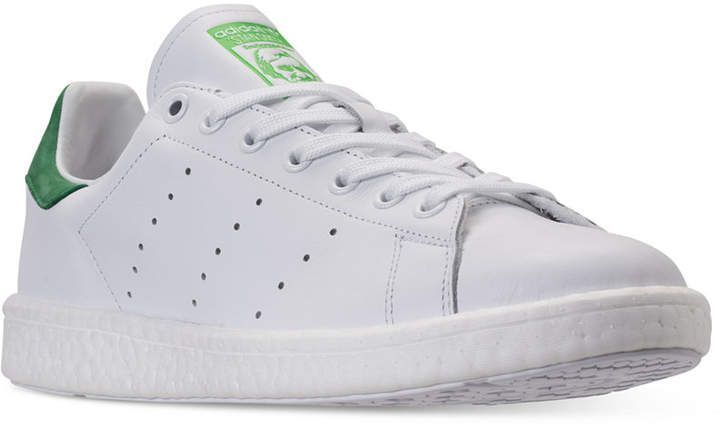 huge discount 43bbb d153e adidas Men s Stan Smith Boost Casual Sneakers from Finish Line