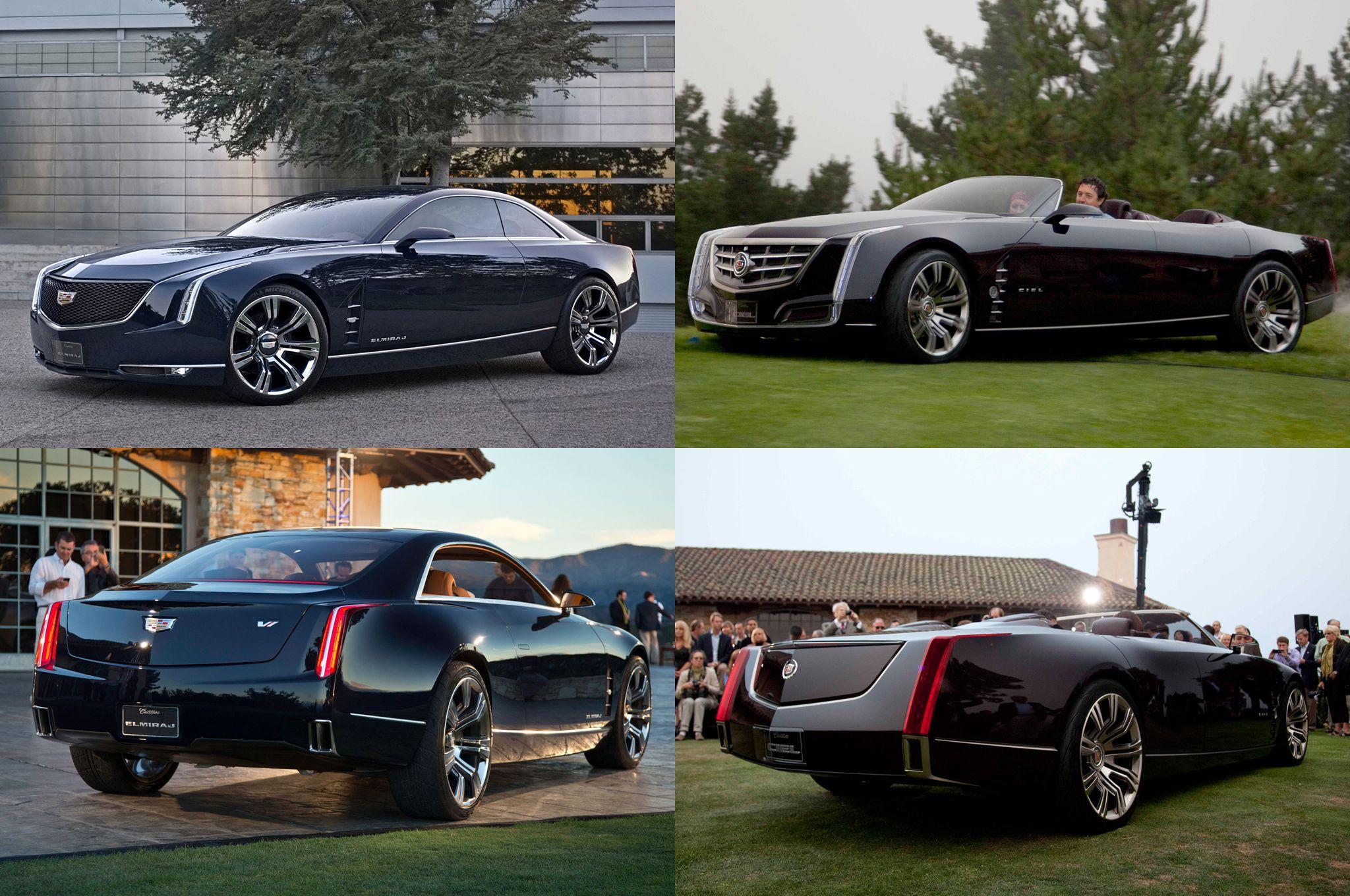 ❦ Cadillac Elmiraj or Cadillac Ciel Concept? (via motortrend.com)