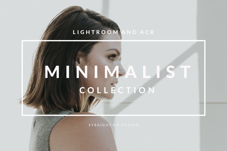 The Minimalist Collection is designed for photographers that want a clean, modern aesthetic. These work well for editorial and fashion shoots, lifestyle photography, blogging, architectural images, and portraits. #lightroompreset #photoshop #lightroom #howto