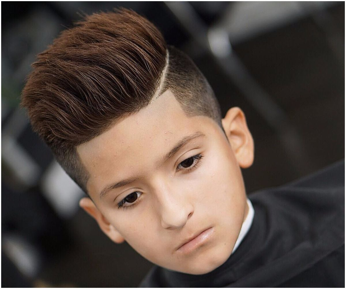 Boy Hair Style: 22 New Boys Haircuts For 2019