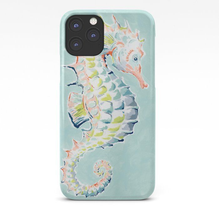 Seahorse Iphone Case by Steve Haskamp - iPhone 11 Pro - Slim Case