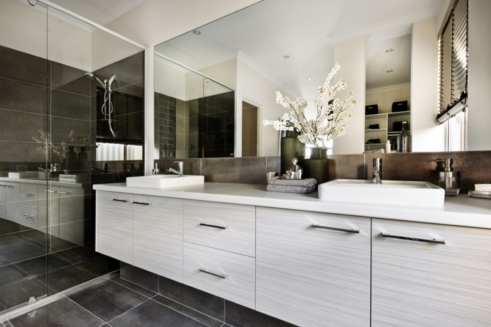 Beautiful Bathrooms Perth love these colours | new homes | home designs | elwood | dale