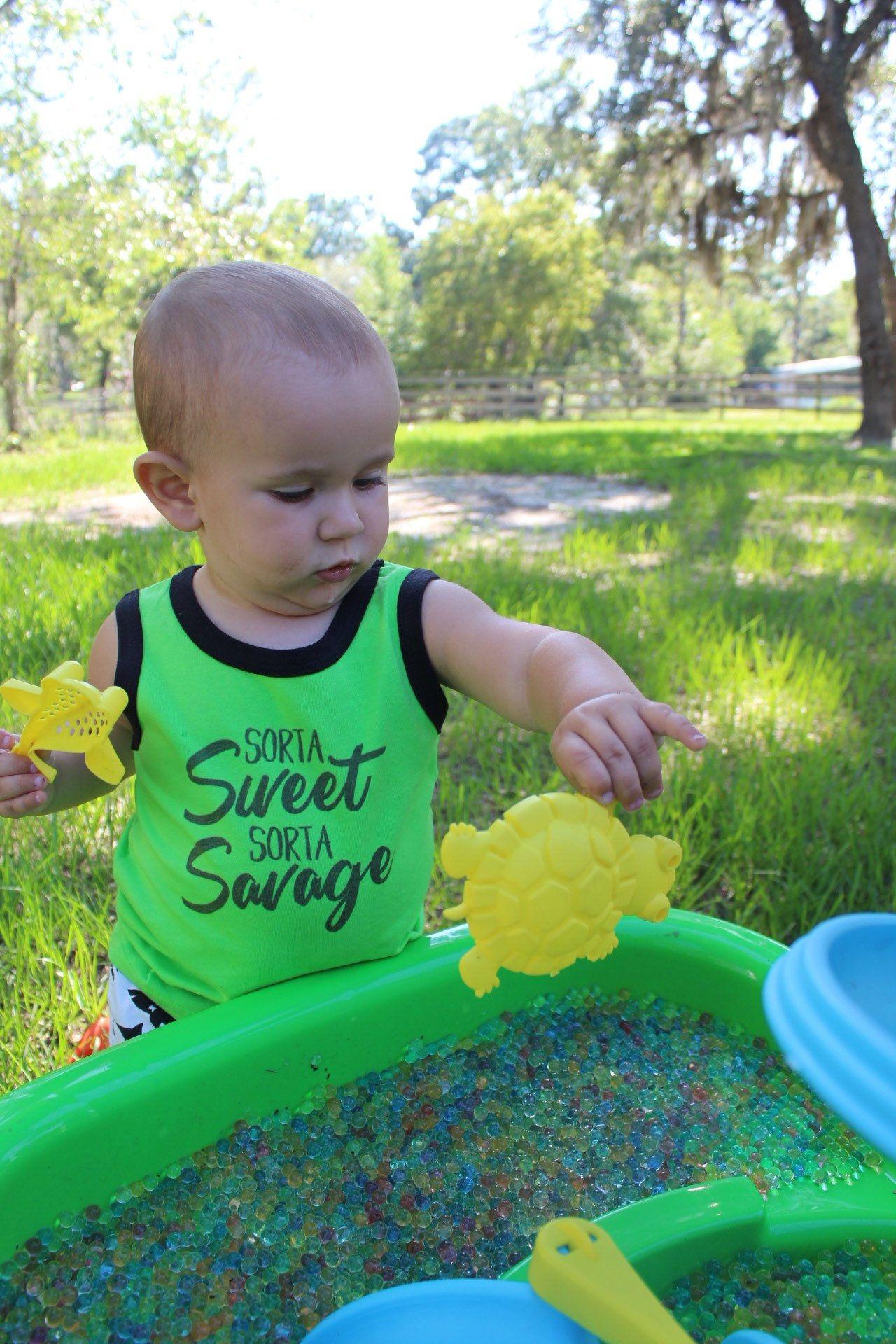 95fbb9ef718998 Sorta Sweet Sorta Savage Baby Kids Toddler Sleeveless Tank Top Muscle Shirt  Graphic Hipster Unisex Statement Shirt by ChasingDreamsBrand on Etsy