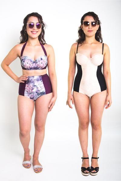 Sophie swimsuit pattern | Schwimmen, Sport und Handarbeiten