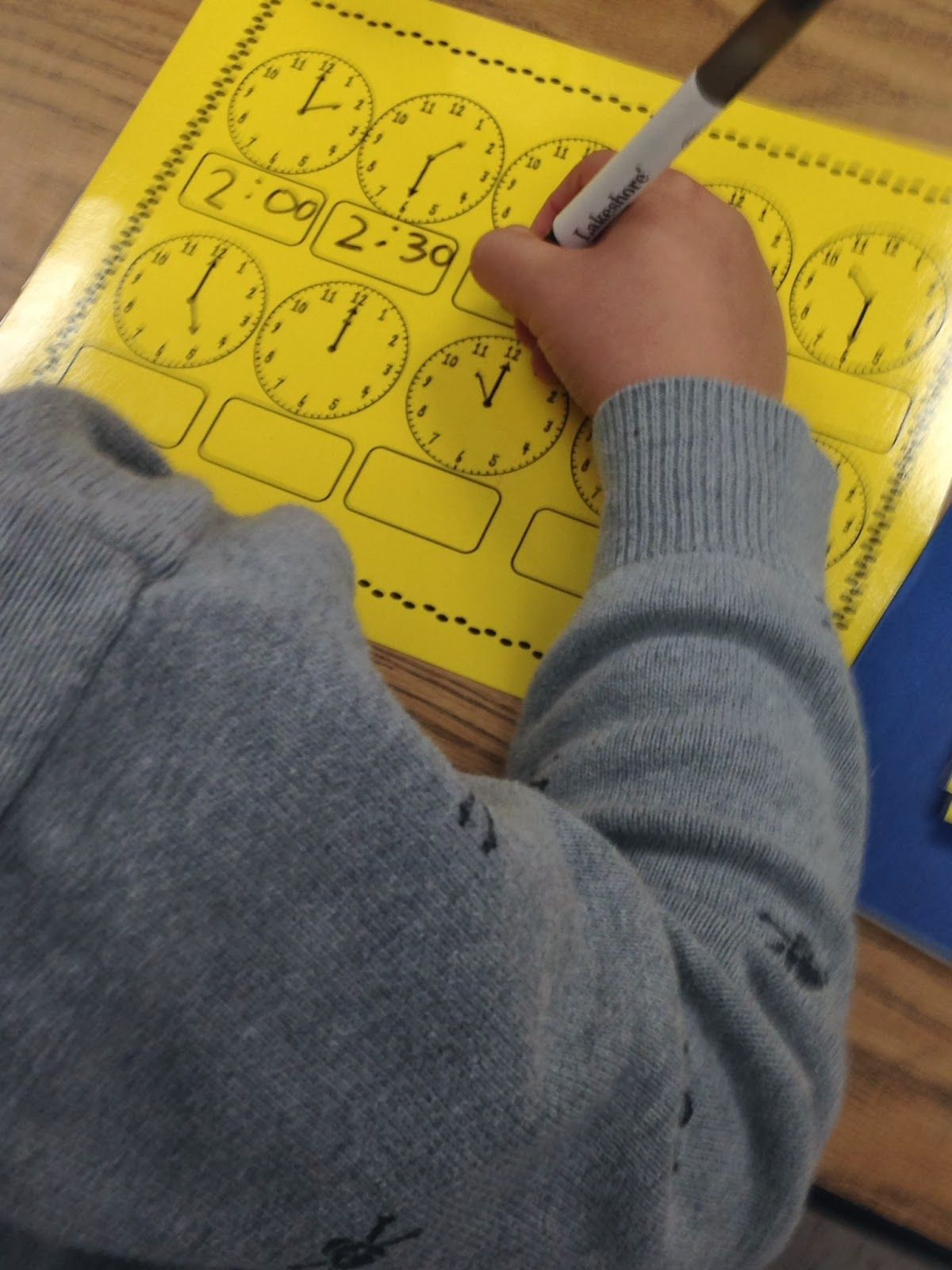 Primary Guided Math Amp Freebie