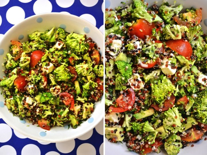amazing Broccoli Salad, don't forget to add bacon...bacon makes everything better.