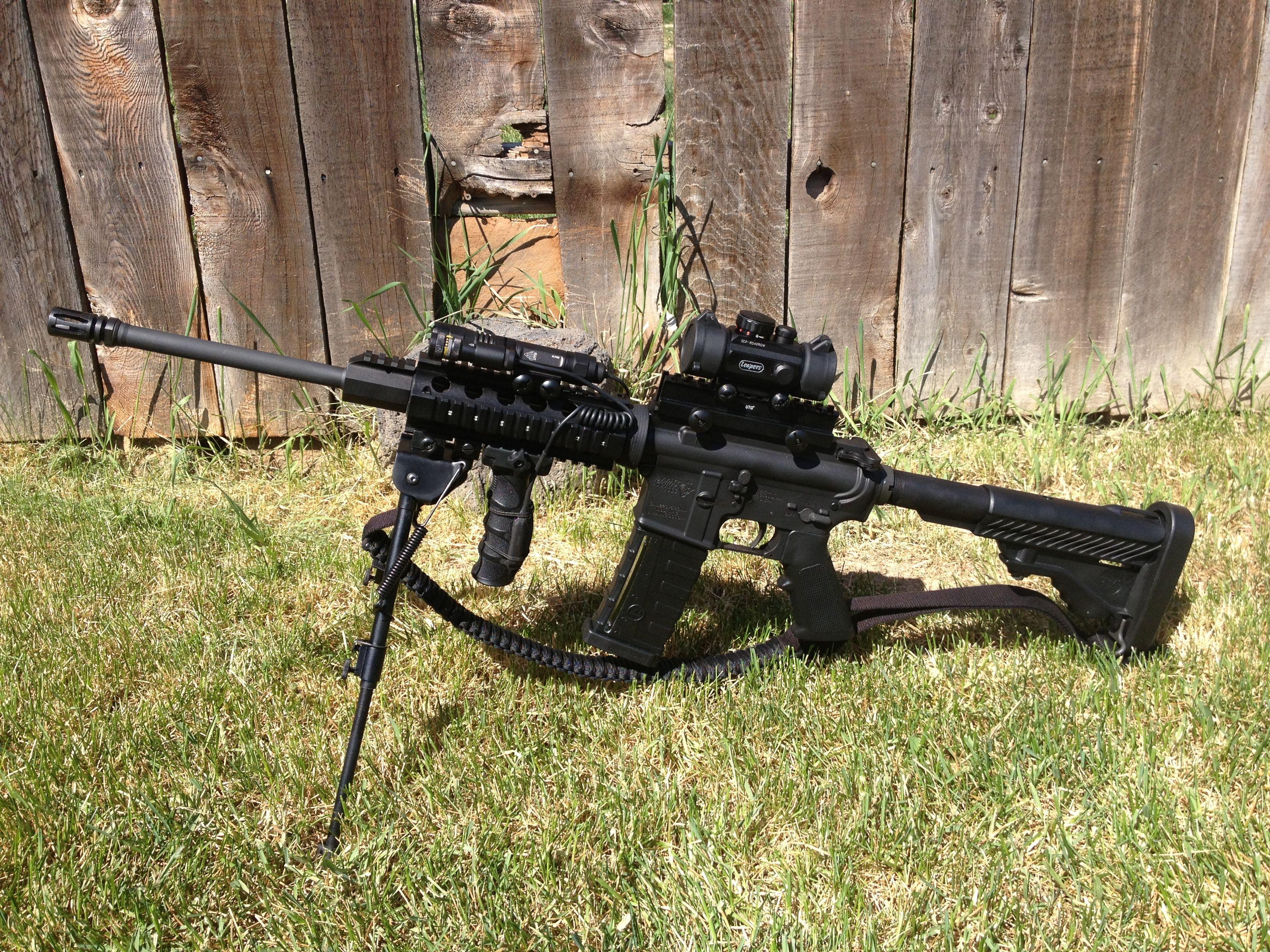 DPMS Panther Oracle .223/5.56 | Home Defense | Pinterest | Guns ...