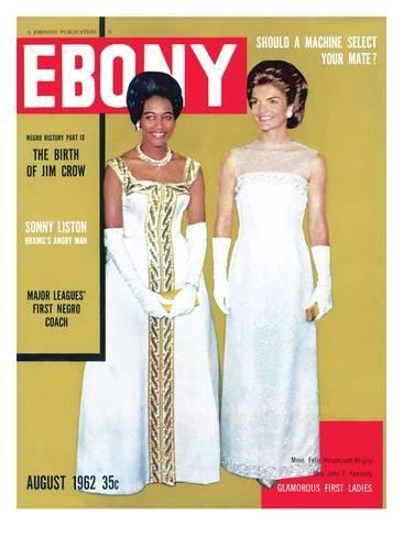 Ebony August 1962by Moneta Sleet Jr Products Ebony Magazine