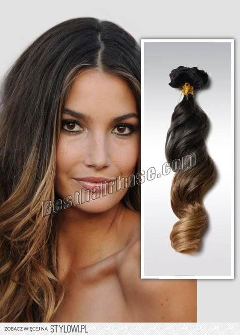 16 Inch Body Wave Clip In Indian Remy Hair Extensions S Na Stylowi