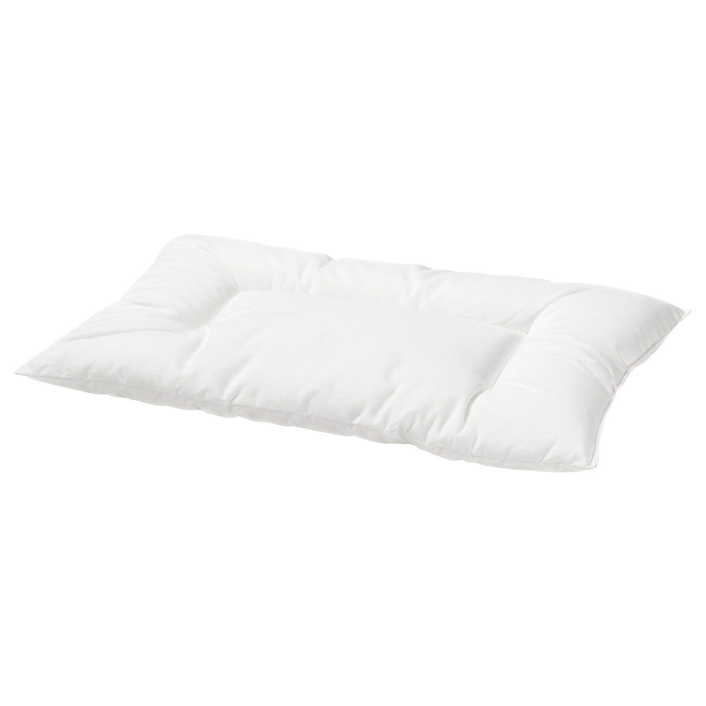 Ikea Len Cot Pillow White Crib Pillows White Pillows Pillows