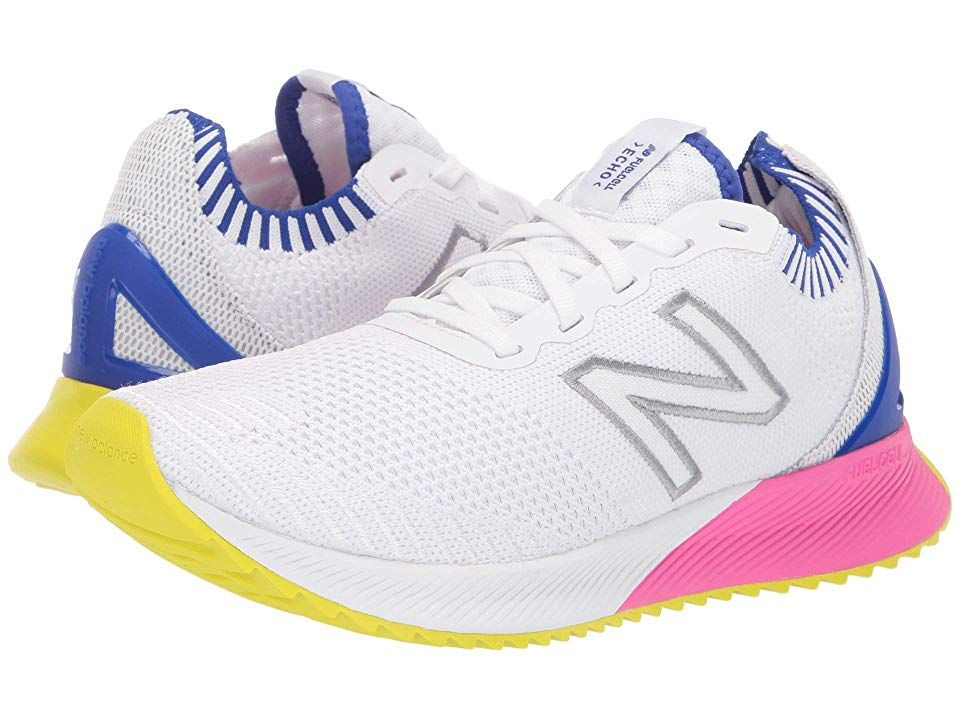 New Balance Fuelcell Echo Women's Classic Shoes White/UV