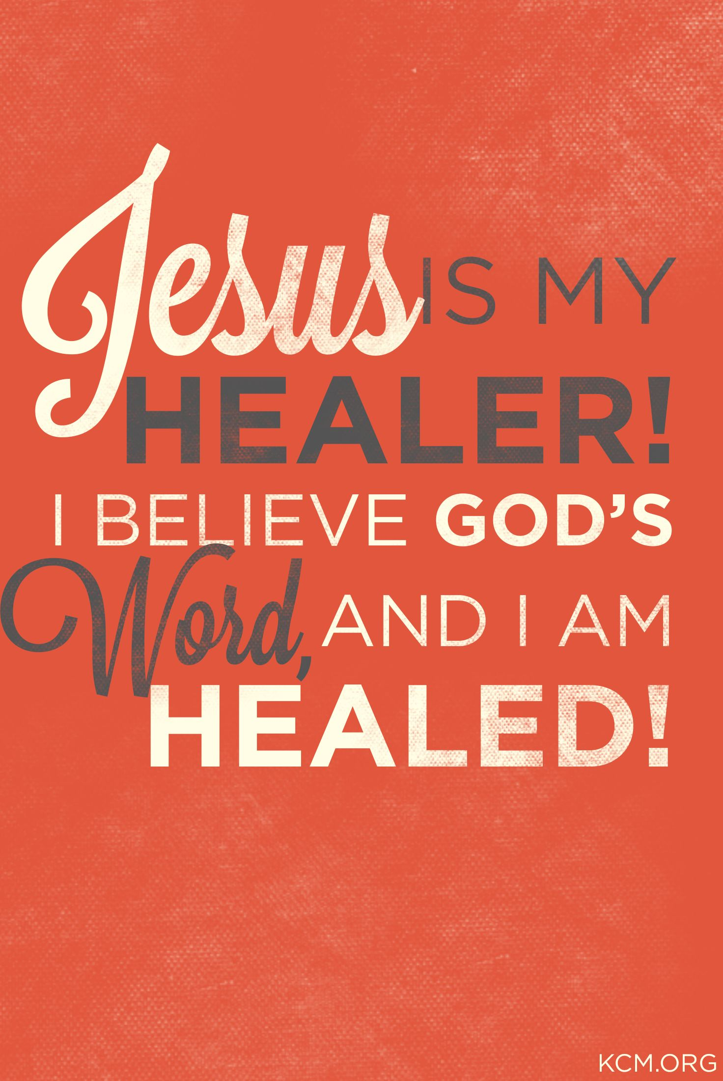 Bible Quotes About Jesus Healing