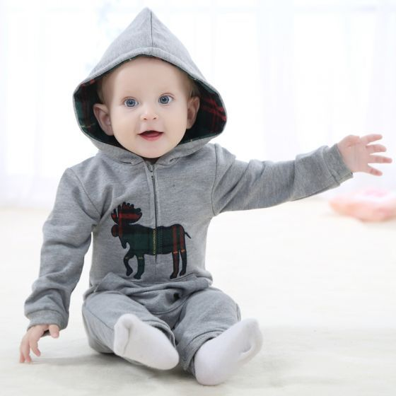 Baby & Toddler cute animal Hooded jumpsuit baby romper - Qclouth http://www.qclouth.com/baby-toddler-cute-animal-hooded-jumpsuit-baby-romper.html