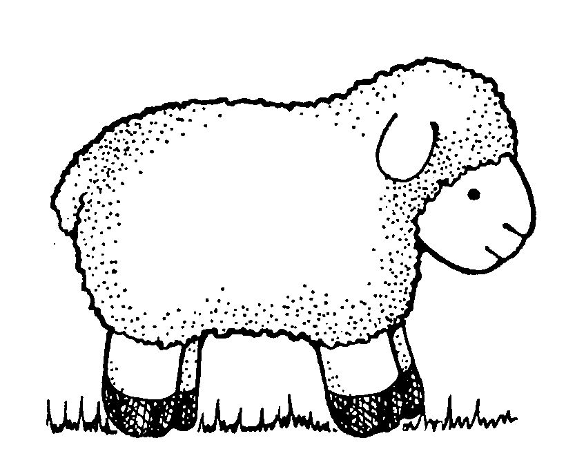 Pix For Clip Art Sheep Black And White Cliparts Co In 2021 Free Clip Art Farm Quilt Clip Art