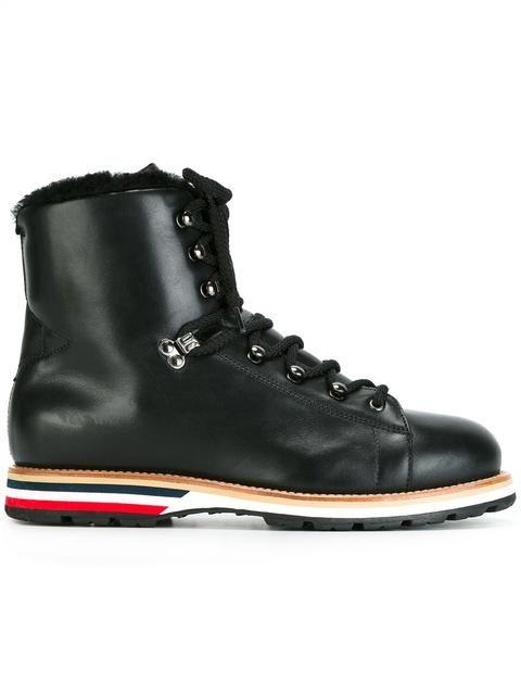 0e28b75246b MONCLER 'Armand' Boots. #moncler #shoes #boots   Men's Style ...