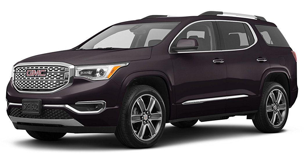 Product Image Gmc Acadia 2017 Vehicles Car