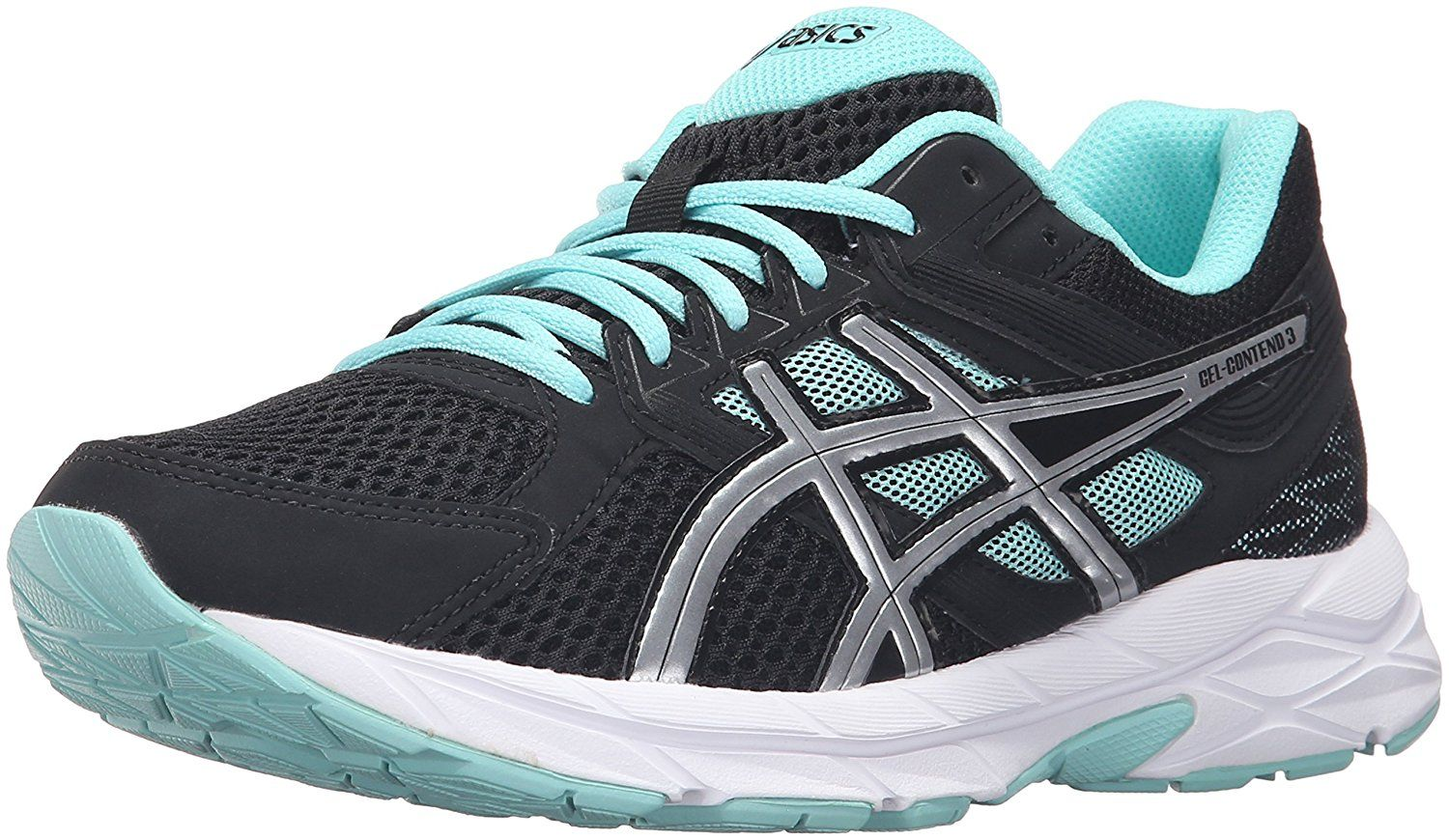 efd8a379c581f ASICS GEL-Contend 3 Running Shoe - One of the Best Running Shoe for Women
