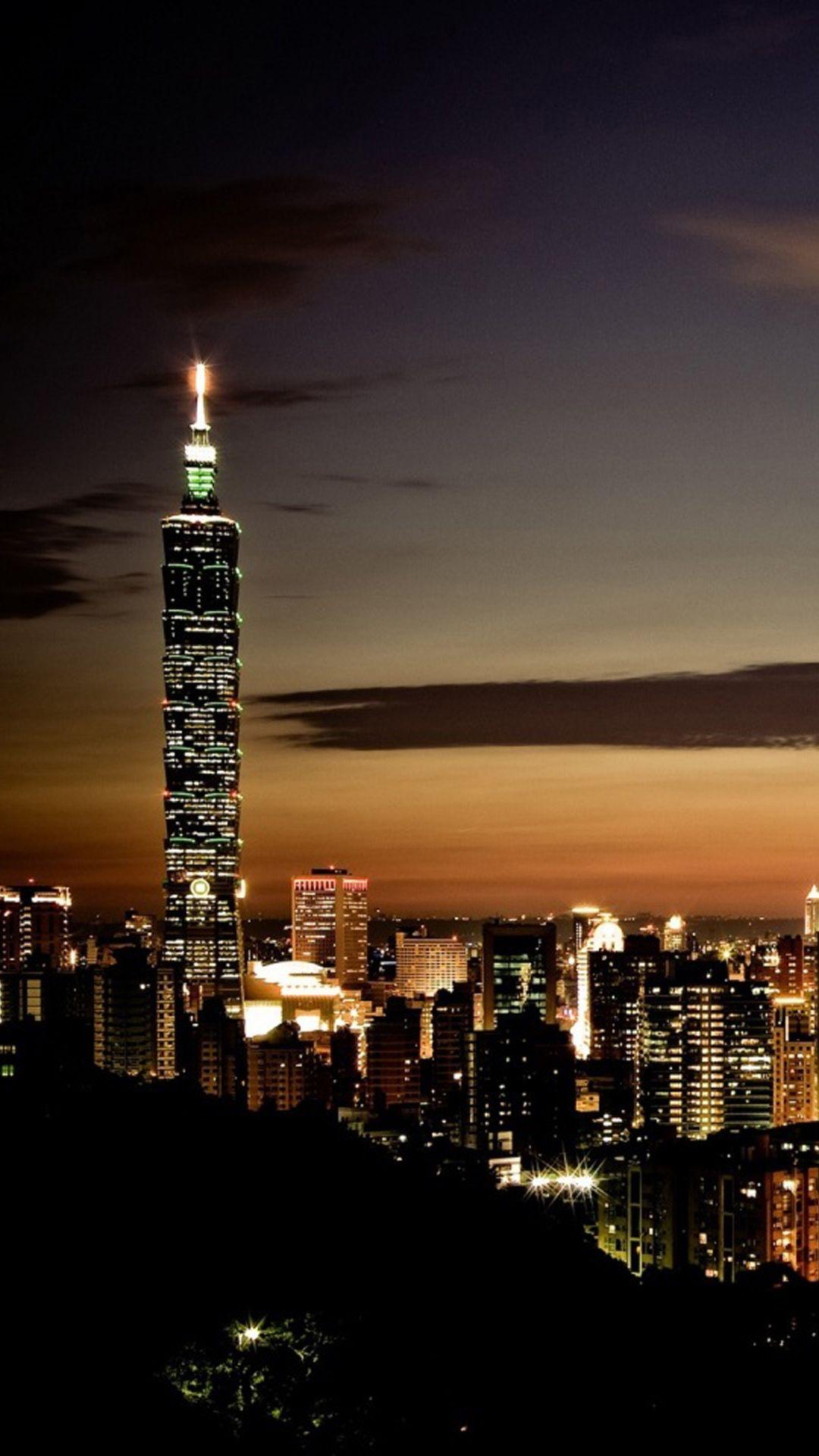 cityscape city Taipei Taiwan