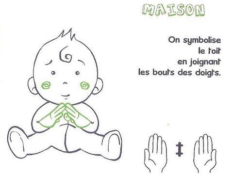 Gut gemocht Épinglé par Venusia Monfort sur langue des signes | Pinterest  XY63
