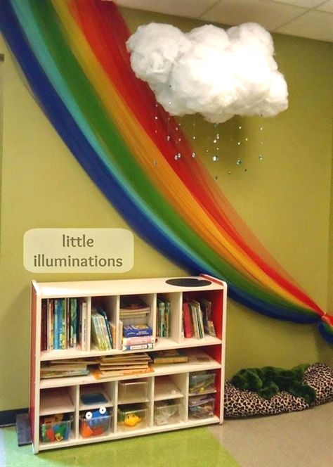 23 Splendid Ways to Add Rainbow Colors in Your Home Decor images