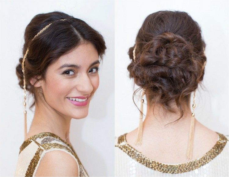 40++ Coiffure fille nouvel an inspiration