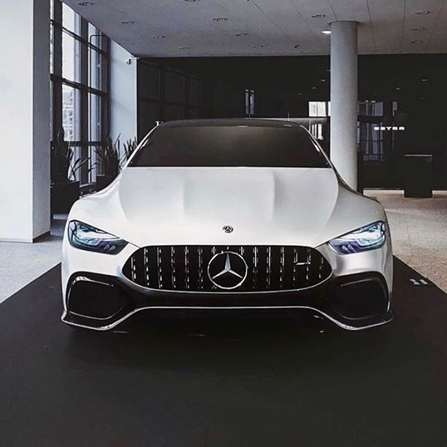 Tuningcars Tuning Car Pictures Amg Gt 4 Door Concept Rate It