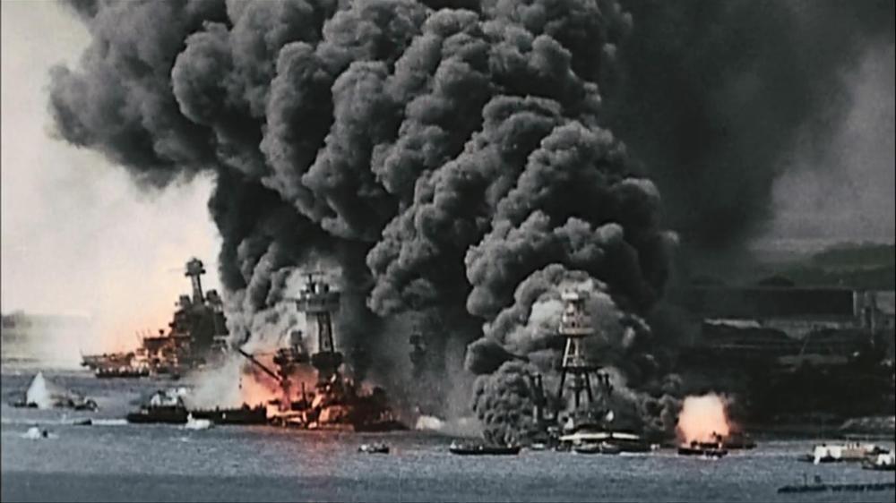 Pearl Harbor December 7 1941 1000x562 Pearl Harbor Attack