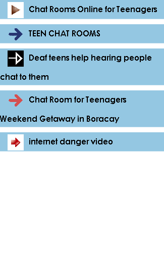 Safe teen chat rooms