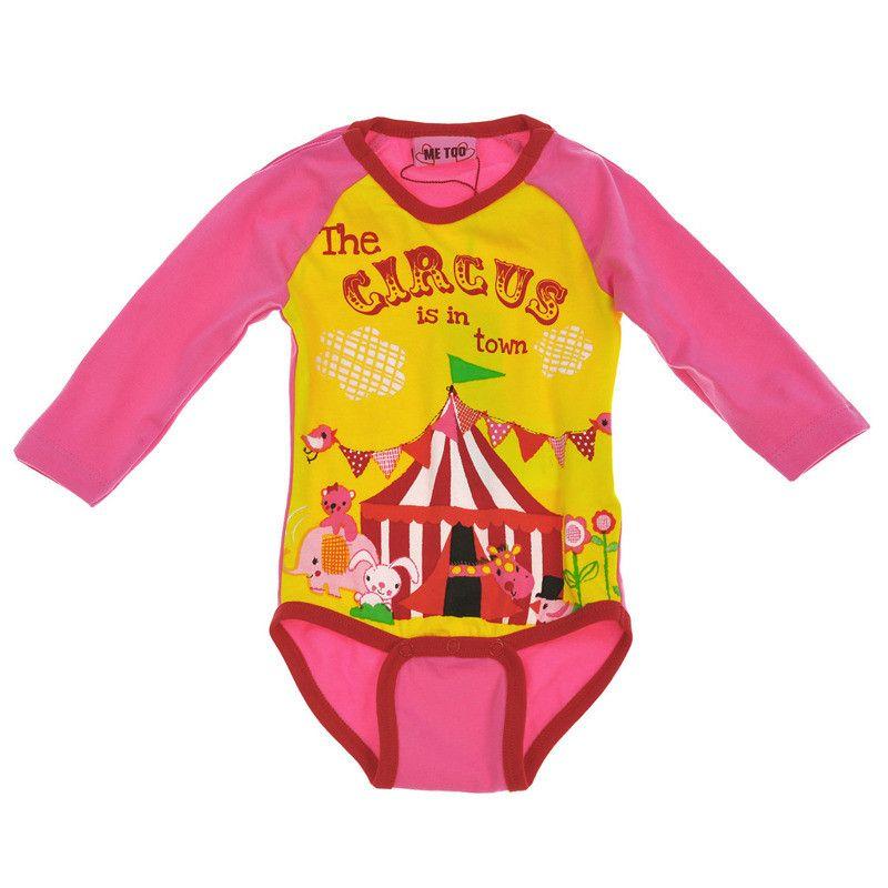 Dk Me Too Kolorowe Body Z Dlugim Rekawem R 62 5246866296 Oficjalne Archiwum Allegro Swimwear Baby Onesies Body