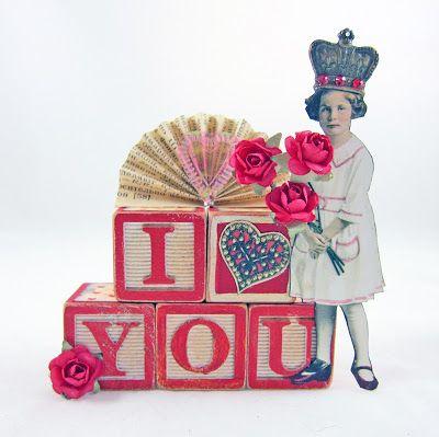 junk&stuff: Happy Valentine's Day!