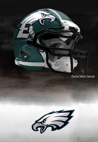 d5ce536452f eagles 9 | sports | Nfl philadelphia eagles, Eagles helmet ...