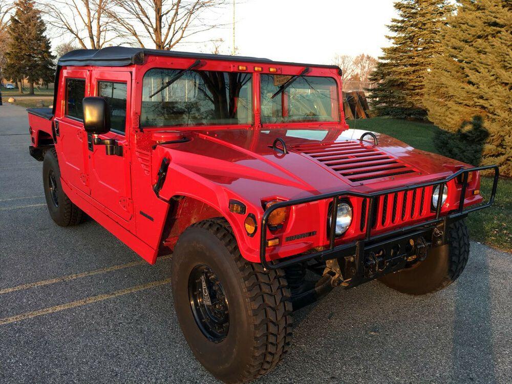 1995 Hummer H1 Hummer H1 Hummer Diesel Cars