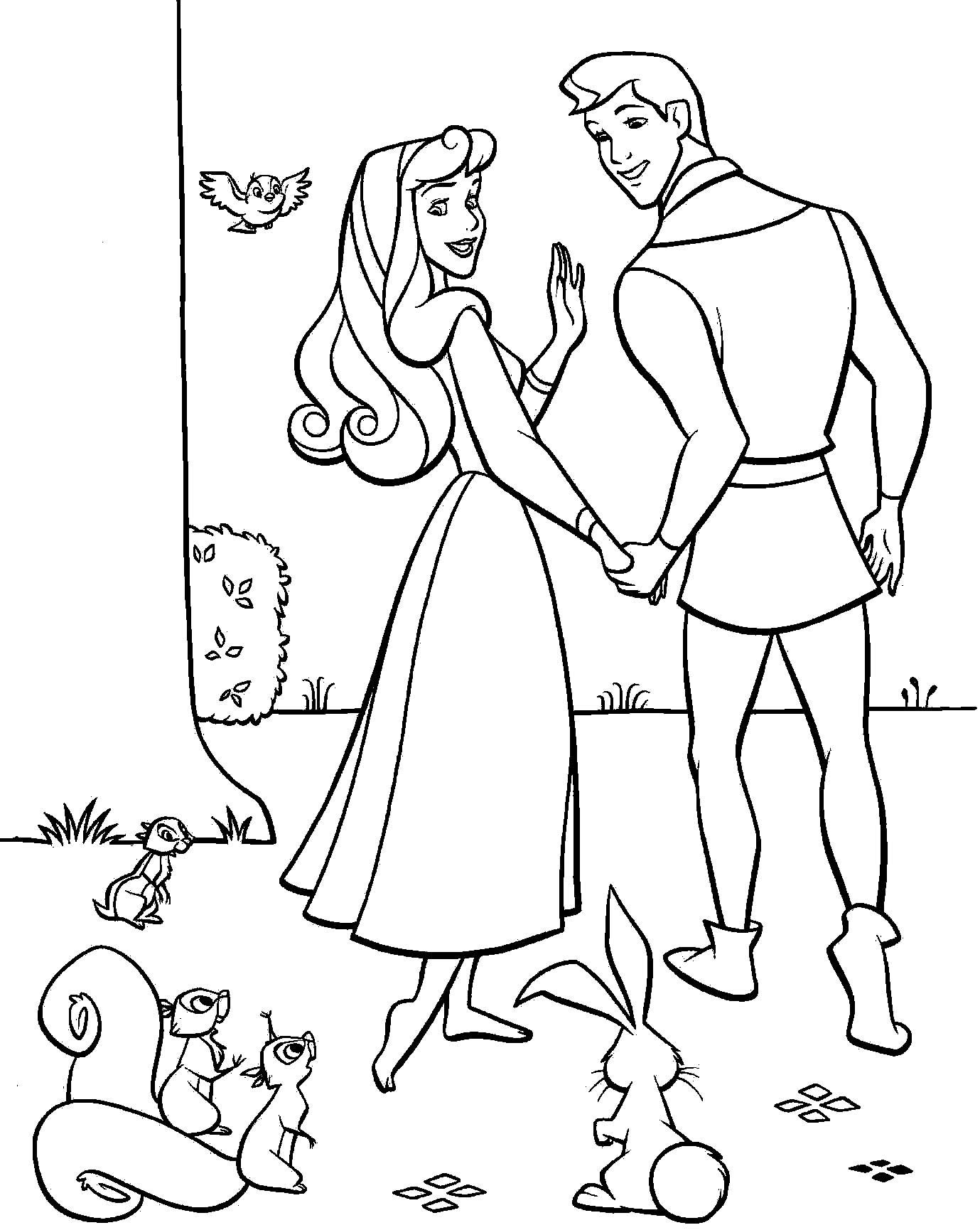 Sleeping Beauty Walked Two Coloring Pages For Kids F1h Printable Sleeping Beauty Colo Sleeping Beauty Coloring Pages Sleeping Beauty Coloring Pages For Kids