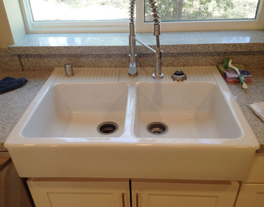 Making A Domsjo Kitchen Sink Legal In California With Images