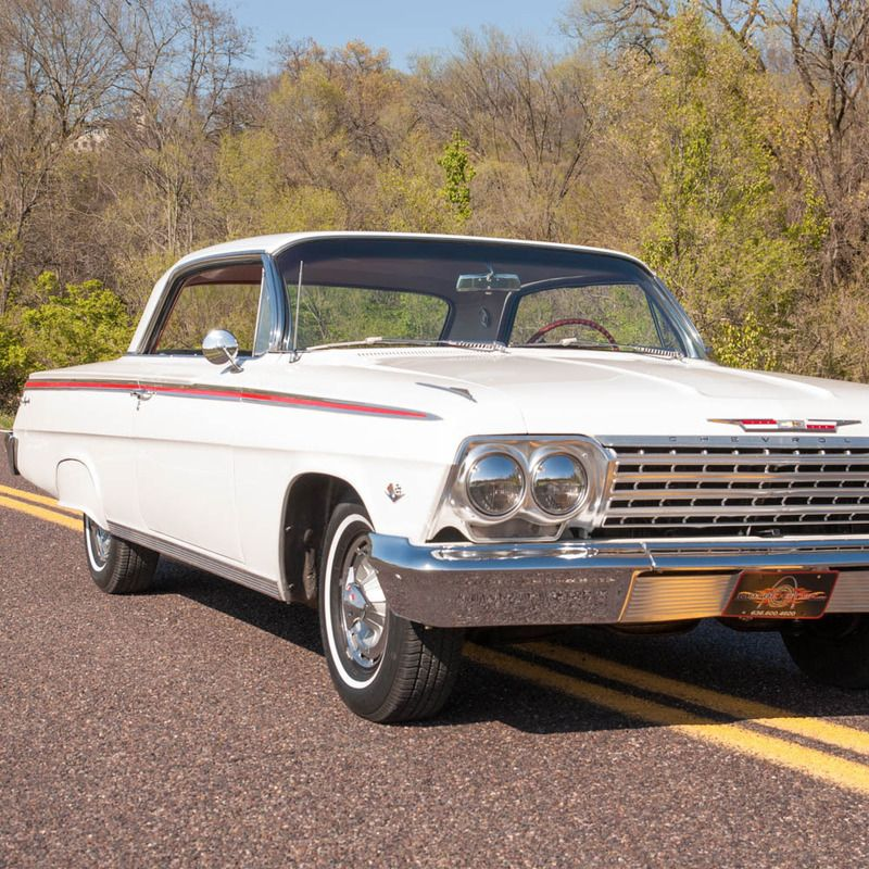 1962 Chevrolet Impala Ss for sale - St. Louis, MO | OldCarOnline.com ...