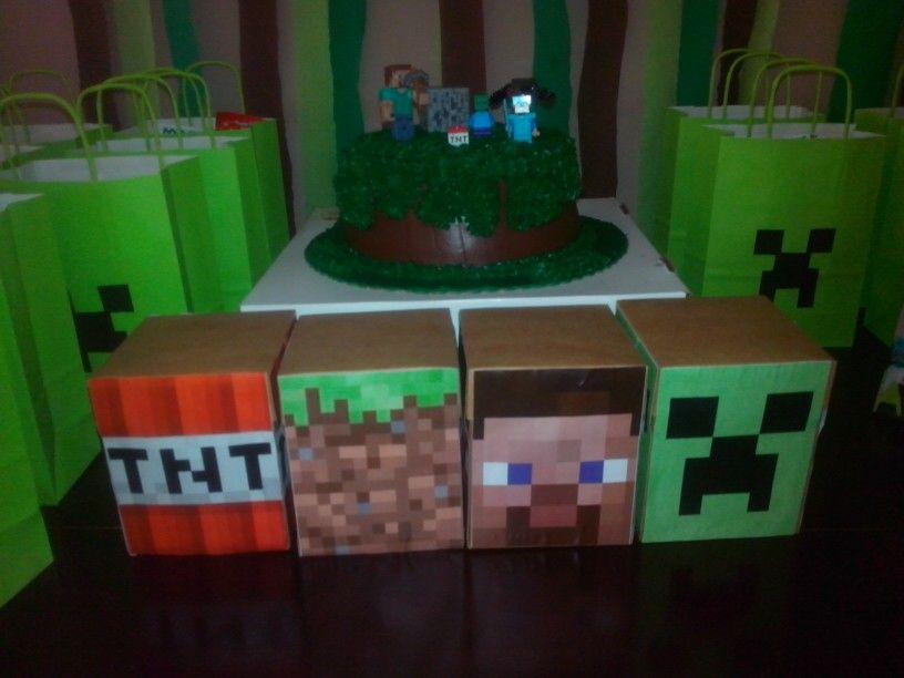 Cajas de decoracion con la cara de los personajes de - Cajas de decoracion ...